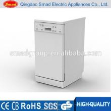 Máquina de lavar louça de dimensões comercial lava-louças com 10 configurações