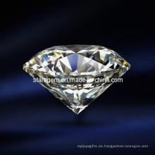 AAA ronda brillante corte de piedras preciosas cúbicos Zirconia joyas