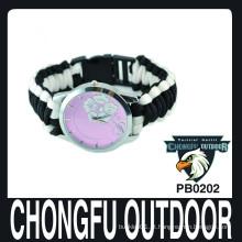 Senhoras pulseira relógio de pulso 2015 moda pulseira
