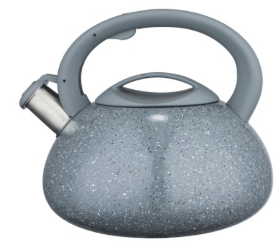 KHK063 3.5L brass tea kettle