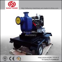 Pompe à eau d'urgence Pompe à air propulsé