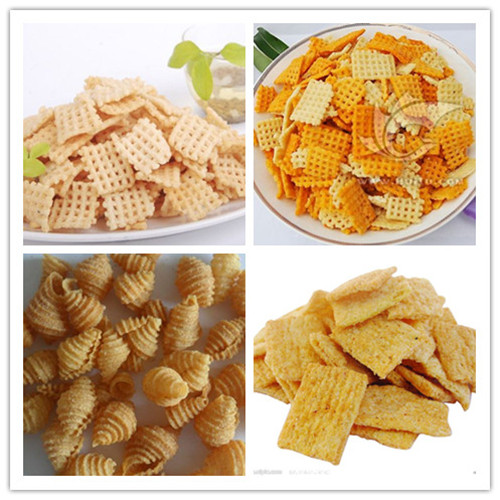 Fried Flour Bugles Snacks Food