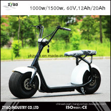 Ce /FCC/UL/Un38.8/RoHS E-Scooter City Coco 2 Wheels Electric Motorcycle1000W Adult City Scooter