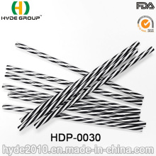 Hot Sell PP Plastic Hard Straw for Drinking (HDP-0030)