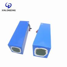 XLD Factory price 1000w 18650 36v 15ah silverfish lithium ebike battery 36V