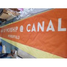 Impressão com bandeira de malha de pvc de 9 cores com 9 * 9