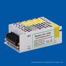 25W Fuente de alimentación DC12V Producto de alta calidad