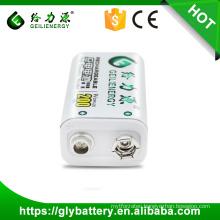 Geilienergy Ni-mh 6f22 9V 200mah Rechargeble Battery from Guangzhou Manufacturer