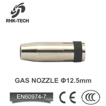 high quality 20mm conical mig nozzle