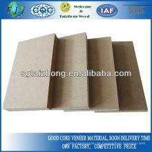 Hochwertiges Normalpapier MDF für die Möbel