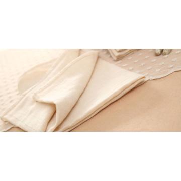 Fralda 100% algodão cor natureza bebê com 50X70cm