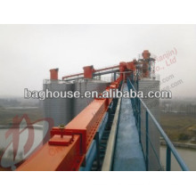 Bailing brand powder conveying equipment spiral conveyor