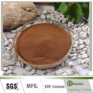 Lignosulfonate de calcium des additifs de cuir populaires européens