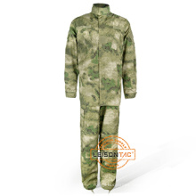 Molecular Fiber Zipper Army Camouflage Suit,Military Camouflage Uniform