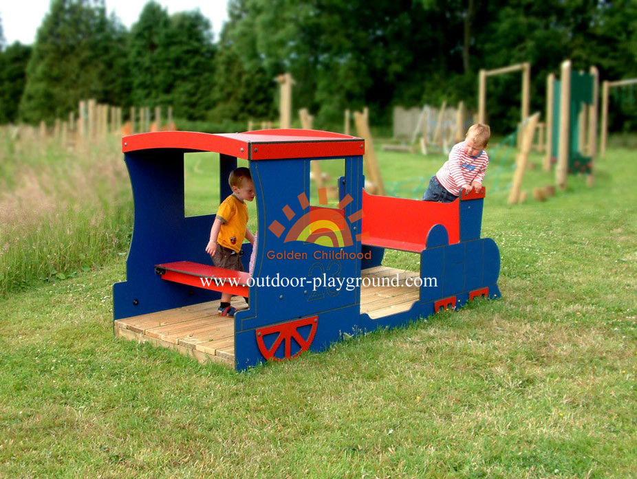 Playground Playhouse With Outdoor