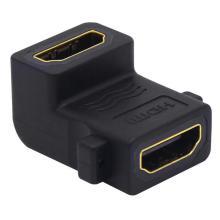 HDMI femelle vers HDMI femelle 90 degrés