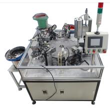 Automatische Schweißmontagemaschine des Knopftyps Emitter