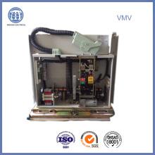 24kv 2500A Hv Vmv 50Hz Interruptor de vacío eléctrico extraíble para aparamenta