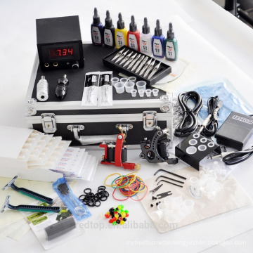 Complete Tattoo kit with accessory