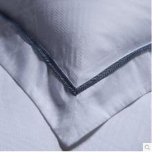 5 звездочный отель Атлас кровати постельное белье 100% хлопок белый