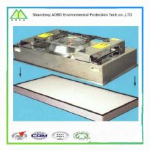промышленный вентилятор серии фильтр Н14, фильтр HEPA ffu с обмен /прямой контроль