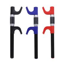 Yf12606 Car Retractable Steering Wheel Combination Lock 5-Dials Code