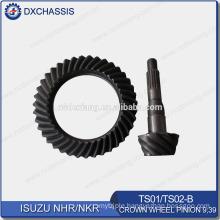 Genuine NHR NKR Crown Wheel Pinion Gear 9:39 TS01,TS02-B-