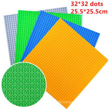 ABS 32*32 Dots Building Block Base Plate for Assembing