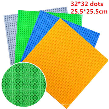 АБС 32*32 точек строительным блоком опорной плиты для Assembing