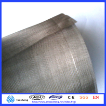 300 mesh Nickel wire mesh screen heat-resisting nickel mesh screen