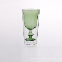 New Product Beer Glass Double Wall Glass