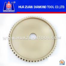 High Efficiency Diamond Profiling Wheels for Stone
