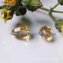 New design Yiwu Factory Plated Color Crystal Beads