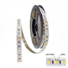 La bande menée blanche réglable élevée de CRI 90 SMD 5050 2700K à 6500K CCT a ajusté la lumière de bande de LED