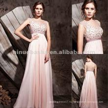 Нью-Йорк-2552 девочек сексуальный розовый небольшой длинное вечернее платье