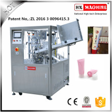 Onion Paste Soft Tube Filling And Sealing Machine With CE