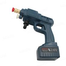 High Quality Cheap Mini Portable 30Bar 24V 200W Car Wash Car Washing Machine Cordless High Pressure Washer
