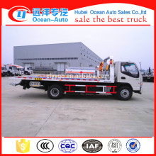 4x2 Wheel Drive Nuevo JAC Wrecker Tow Truck