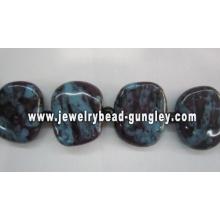 2012 новой моды ручной красивых Оптовые продажи керамической дробью