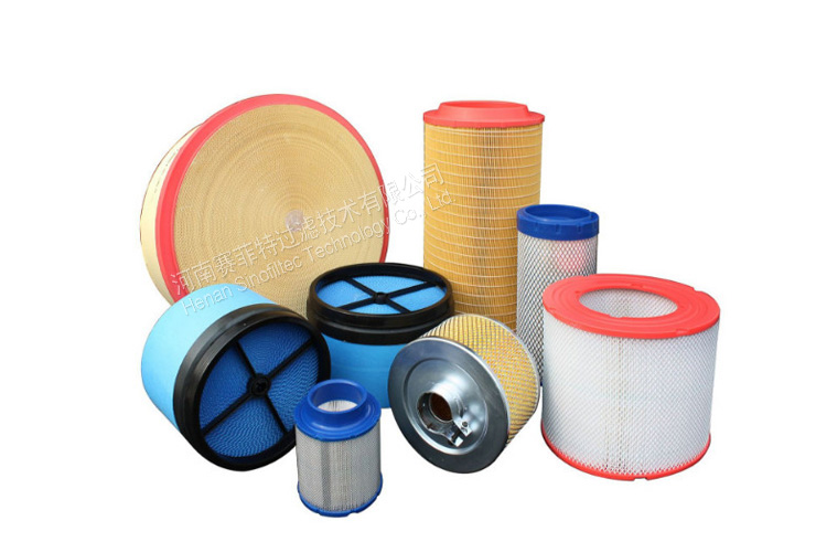 High quality Screw air compressor air filter