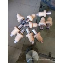 высокое качество расходных термопары головы для литейного производства и сталеплавильного производства