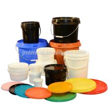 Durabilidad Personalizado Empresa Plástico Molde Del Cubo Del Molde Del Cubo