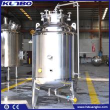 KUNBO 50L-1000L Edelstahl Bier Serving Helle Tanks