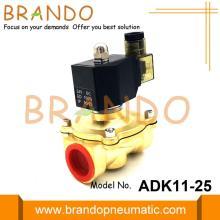 Электромагнитные мембранные клапаны ADK11-25A CKD
