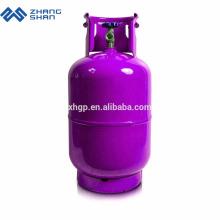 Einweg-Helium 12,5 kg Gasflaschen Lpg-Flasche mit Handelsversicherung