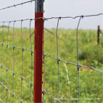 Factory Suppliers Cheap Wire Mesh Roll Deer Field Farm Fence