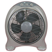 12/14 Inch Round Design Box Fan with 2h Timer (USBF-824)