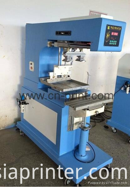 pan pad printing machine
