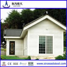 New Design Prefabricated Villa/House Villa/Villa with Garage /Steel Structure House