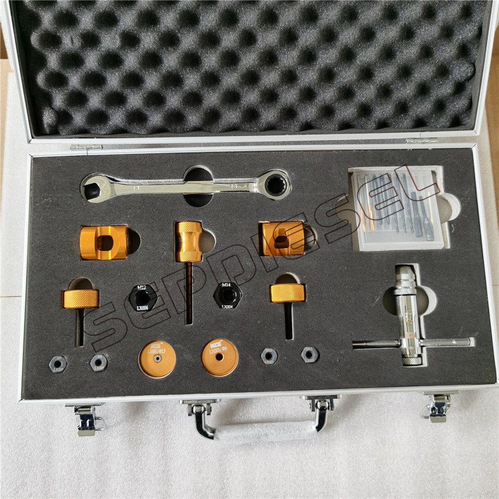 Sdt32 Common Rail Injector Filter Disassembling Tool Box 1